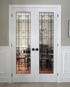 Trimlite Lexington Double French Door
