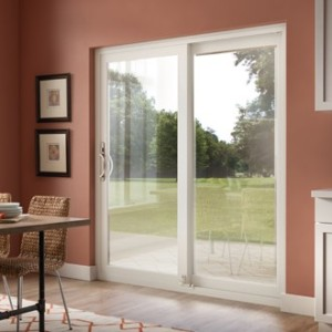 Vinyl Patio Sliding Door
