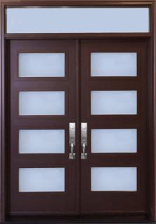 Exterior Modern Door