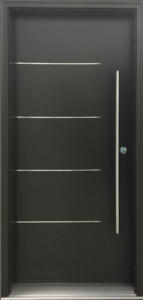 Novatech UNO Door with Steel Inserts