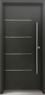Novatech UNO Door with Steel Inserts