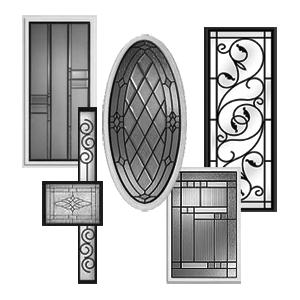 Decorative Doorlites