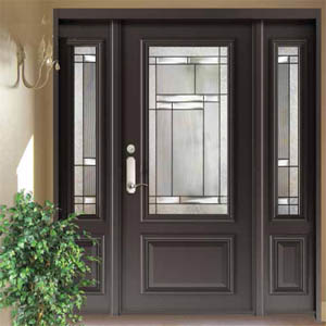 Fusion Oak Hill Design Front Door