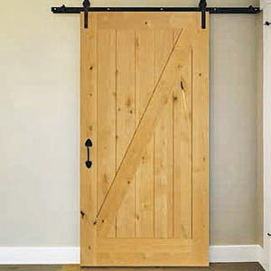 Trimlite Barn Door