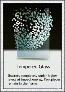 Temepred Glass Breakage