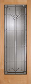 French Door Waterton Glass Pine Frame