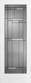 French Door Harlow Glass Design