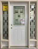 Door Two Sidelites-Hollister Design