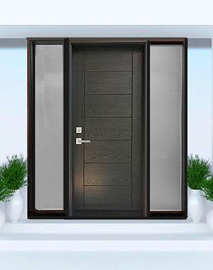 Contempra Fiberglass Entrance Door System