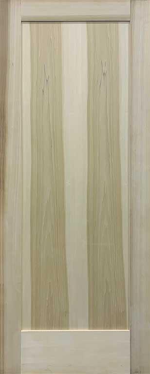 1 Panel shaker door poplar